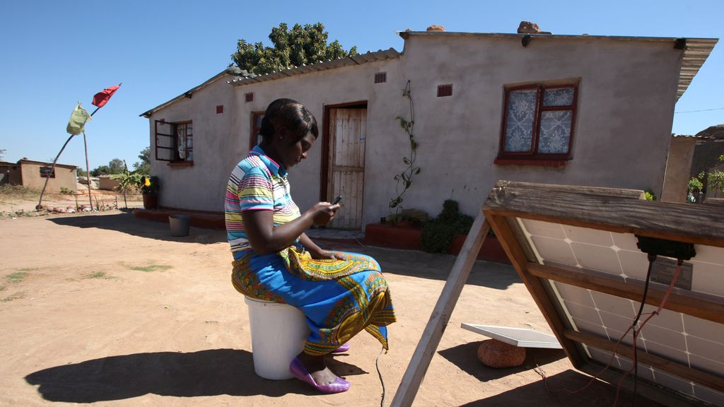 La telefonía móvil, también en Zimbabue