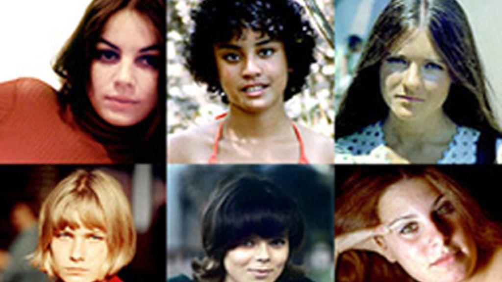 Estos rostros forman parte de la colección de mujeres de uno de los mayores asesinos en serie de California. La policía busca ayuda para identificar a estas mujeres que no saben si están vivas o muertas. Foto NYdaily mail.com