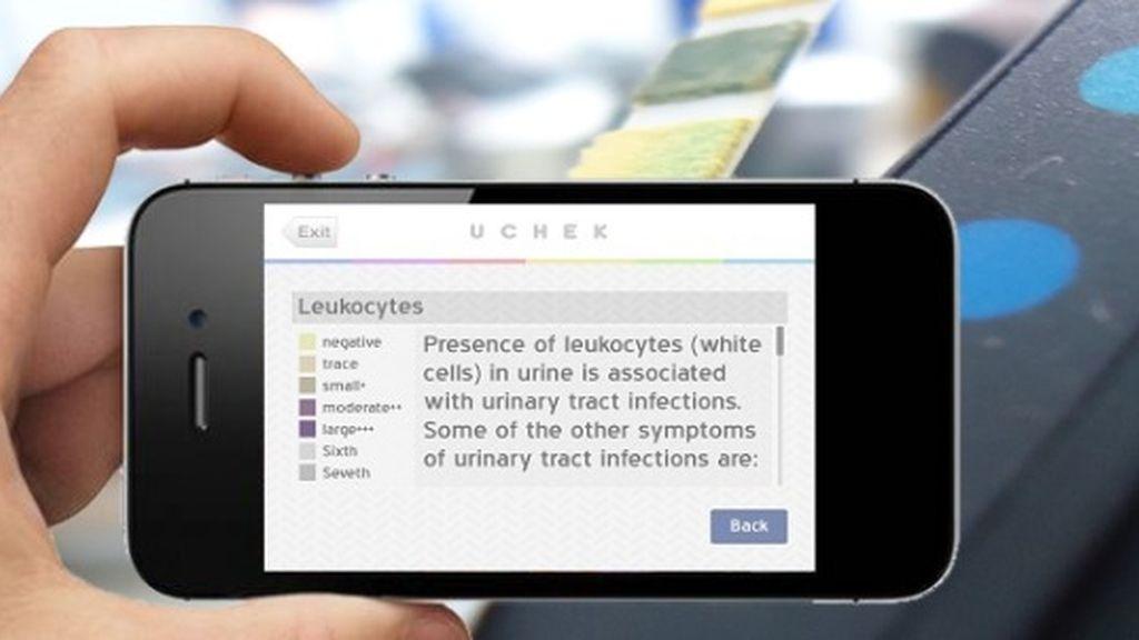 Analiza la orina con tu smartphone