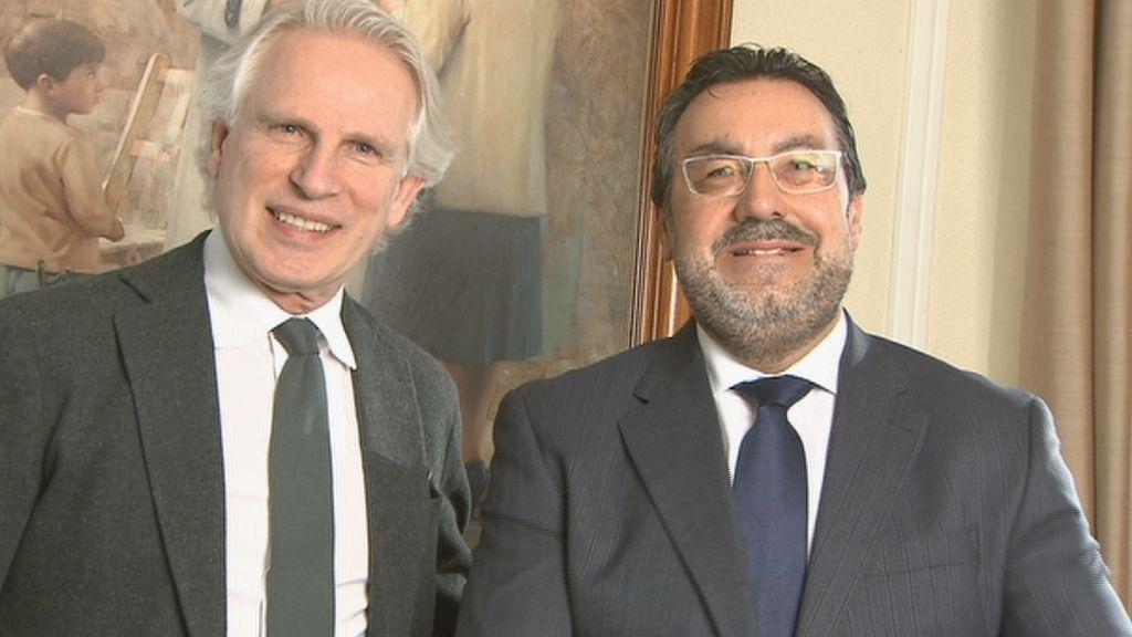 Miguel Carballeda Presidente de ONCE
