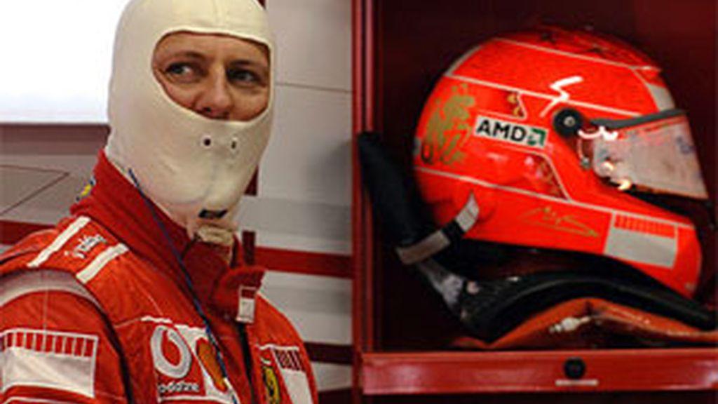 Schumacher, en una imagen de archivo.