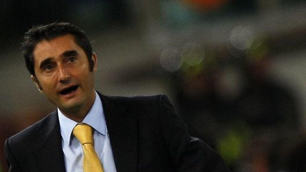 La situación de Valverde al frente del equipo castellonense comienza a ser complicada. FOTO: Reuters.