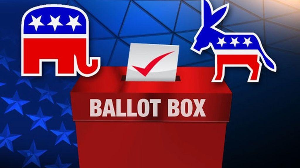 Elecciones EEUU 2016,Hillary Clinton,Donald Trump,