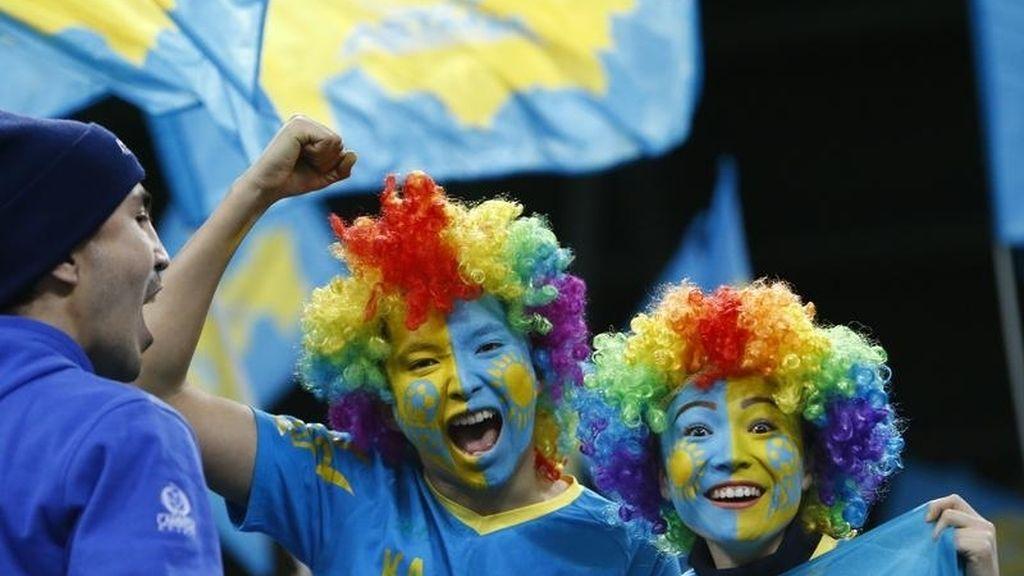 Aficionados de Astana