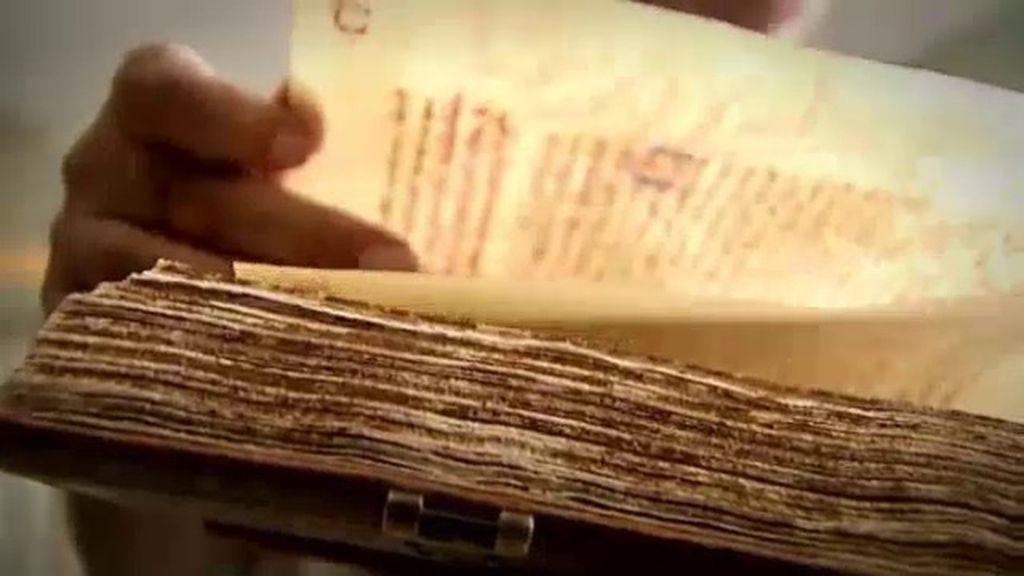 El Códice Calixtino protagoniza un robo de película