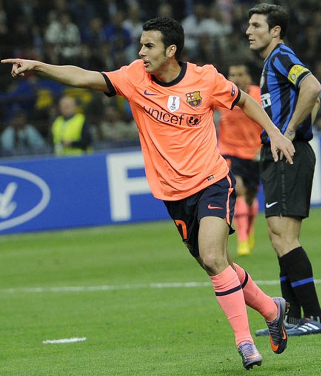 Gol de Pedro