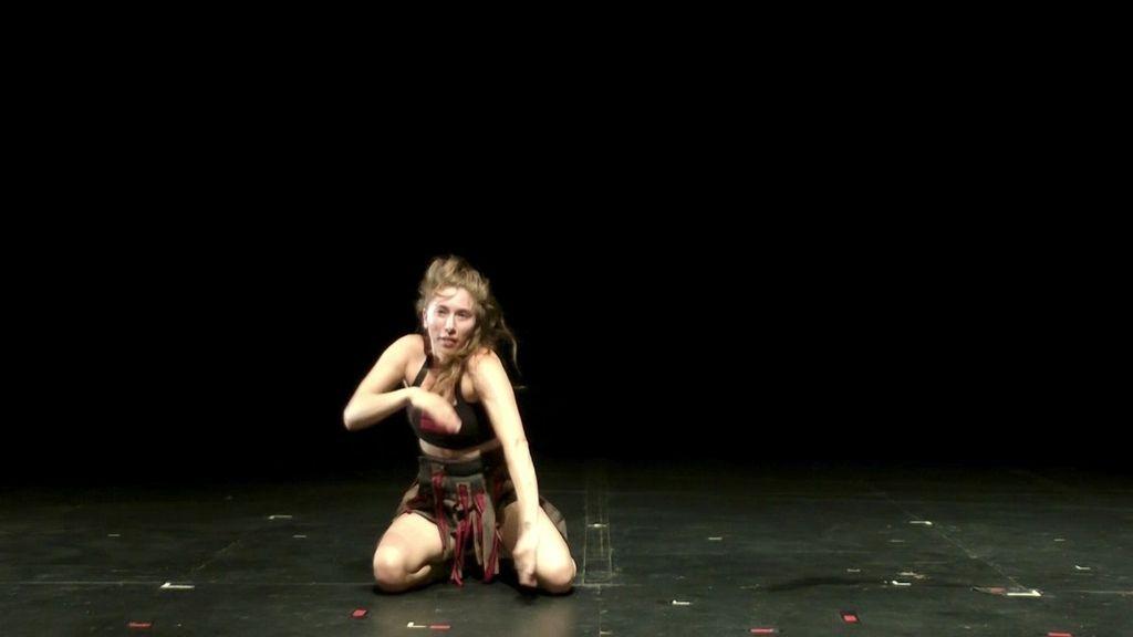 Paso a paso, la coreografía de Talya