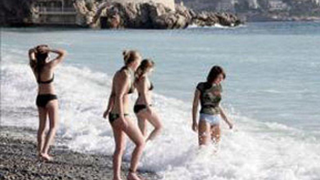 Operación bikini en 360 grados. Videos: Informativos Telecinco