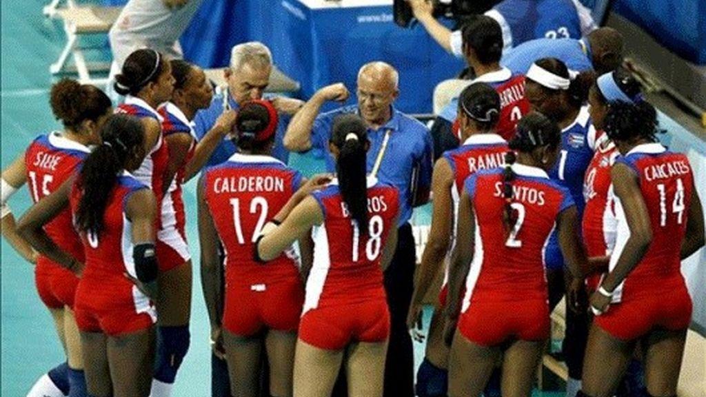 """Perdomo dice que vinieron a """"luchar por la medalla de oro"""""""