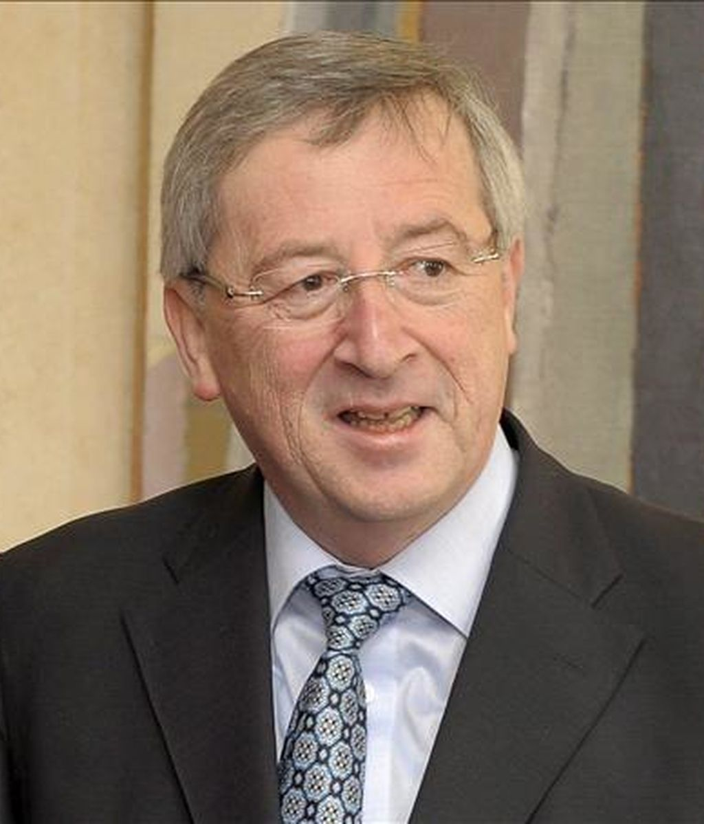 El primer ministro de Luxemburgo, Jean Claude Juncker. EFE/Archivo