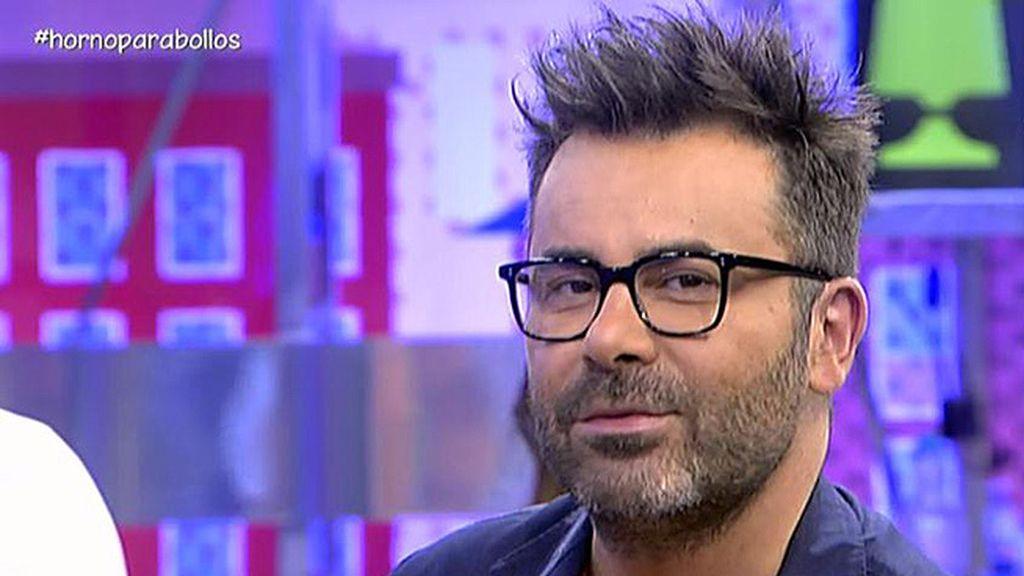Manuel Zamorano cambia el look del presentador