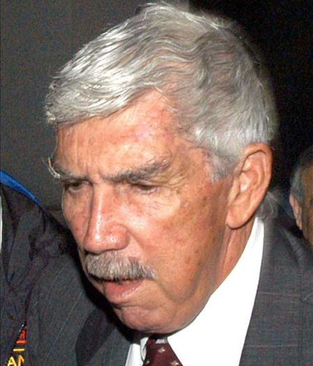 Venezuela solicitó en 2005 la extradición de Posada Carriles, un ex agente de la CIA que enfrenta juicios en Estados Unidos por supuestamente haber mentido durante su proceso de naturalización. EFE/Archivo
