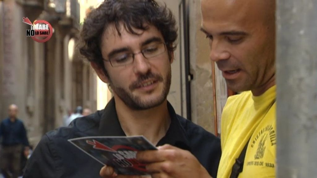 Lo sabe, no lo sabe por Madrid