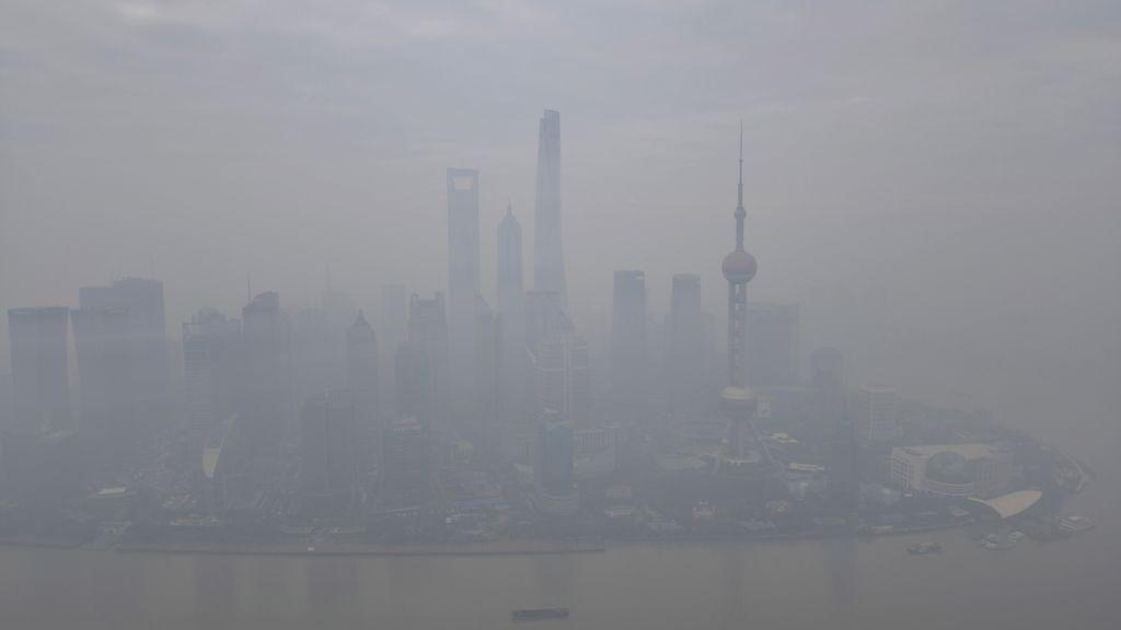 Niebla en Shanghái