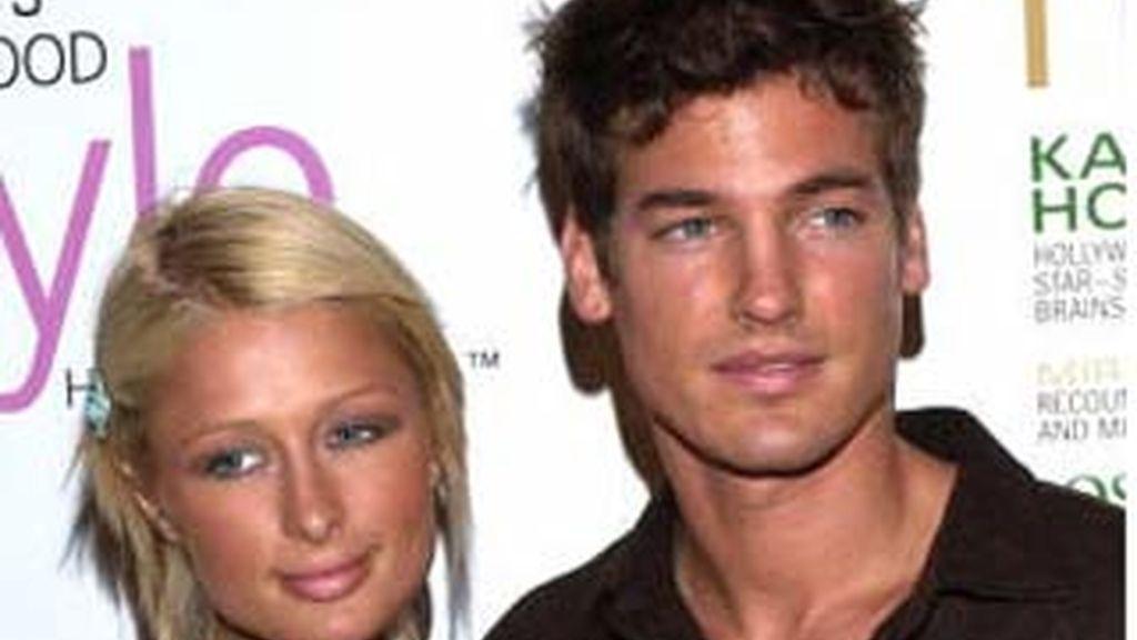 Paris Hilton retoma una relación con su ex Jason Shaw, tras su ruptura hace tan sólo una semana con Doug Reinhardt.