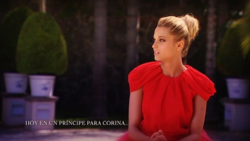 Corina, una princesa de cuento
