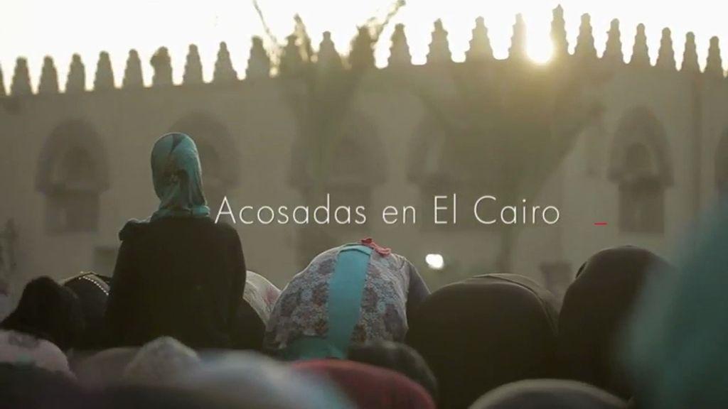 Acosadas en El Cairo