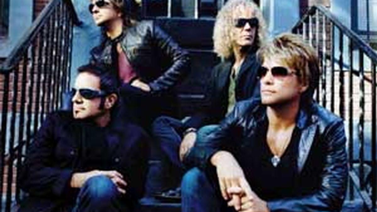 Imagen promocional del grupo. Foto: Bonjovi.com