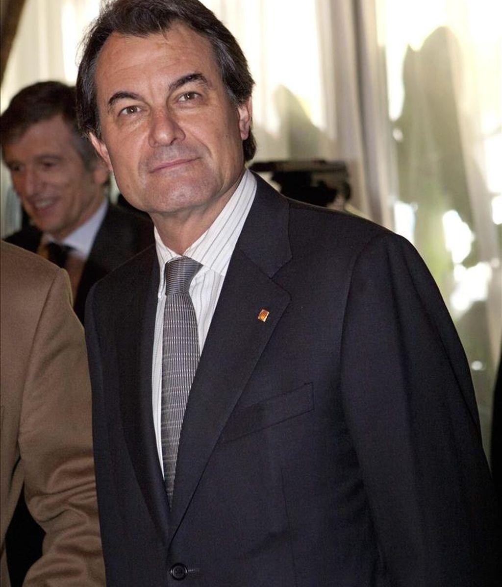 El presidente de la Generalitat, Artur Mas. EFE/Archivo