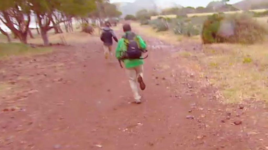 Itxyar explota y se enfrenta a Pedro García Aguado