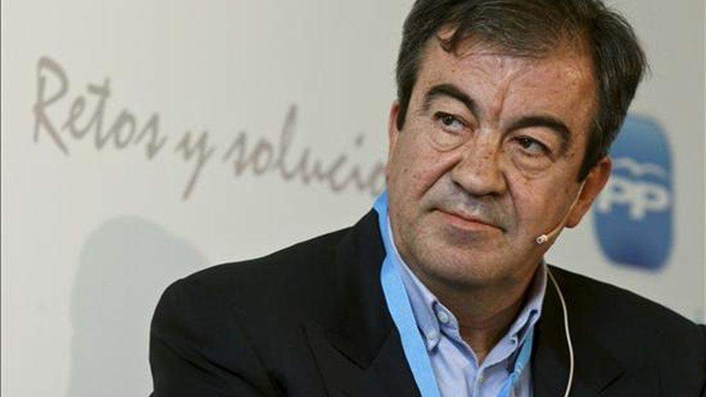 El ex ministro Francisco Álvarez Cascos. EFE/Archivo