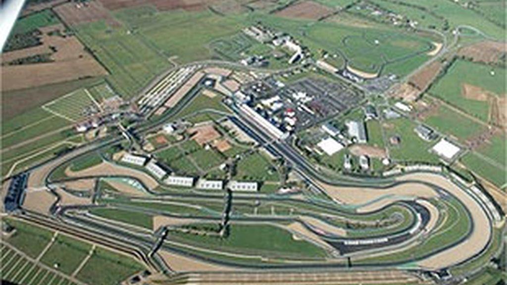 Vista aérea de Magny Cours. FOTO: Archivo.