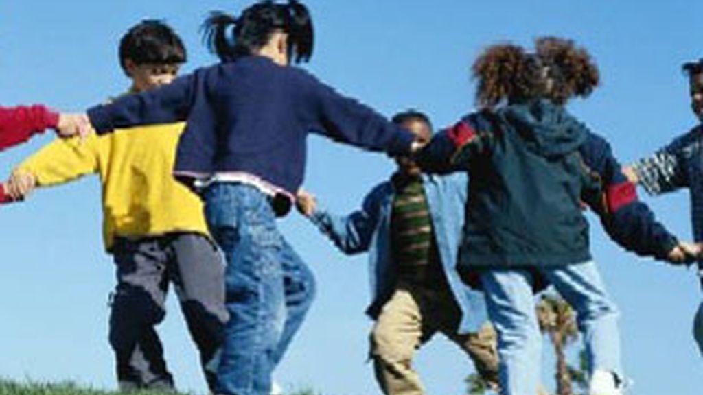 El 42% de los niños está triste, según un estudio.