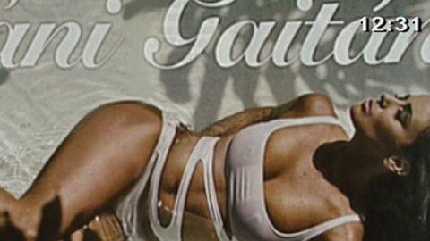 Nani Gaitán Desnuda En Interviú