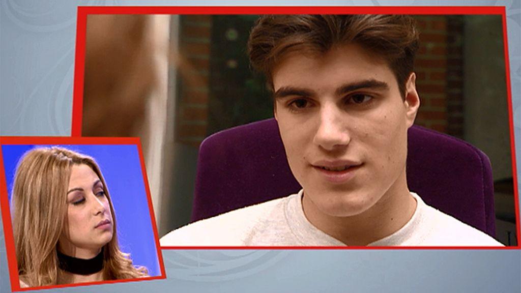 A Julen, Alba le recuerda demasiado a su ex...