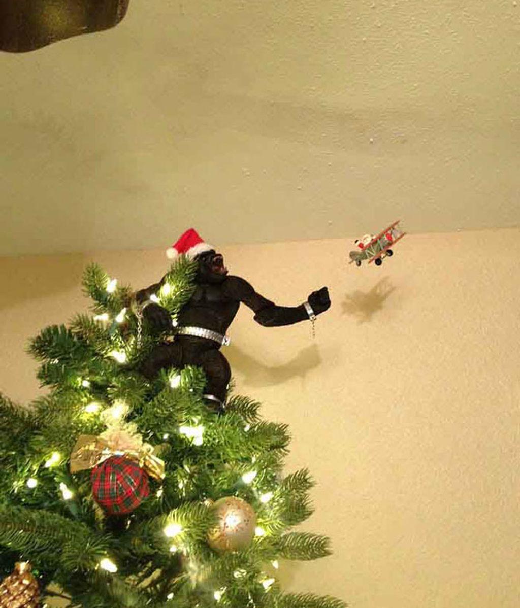 Los árboles de Navidad más originales