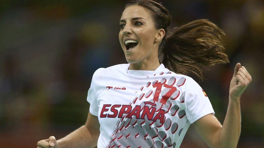 Elisabeth Pinedo anuncia su retirada del Balonmano (25-08-2016)