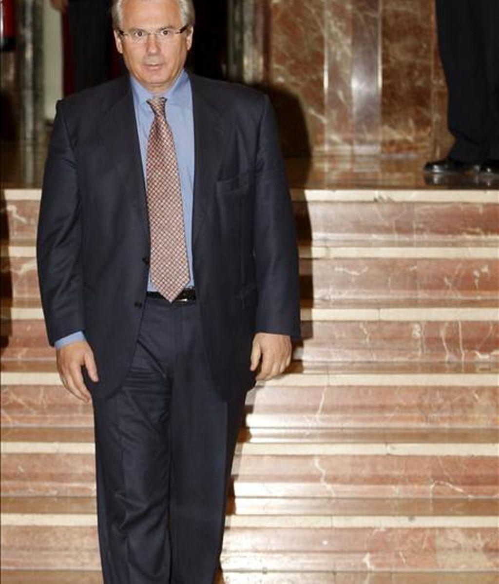 El juez español Baltasar Garzón. EFE/Archivo