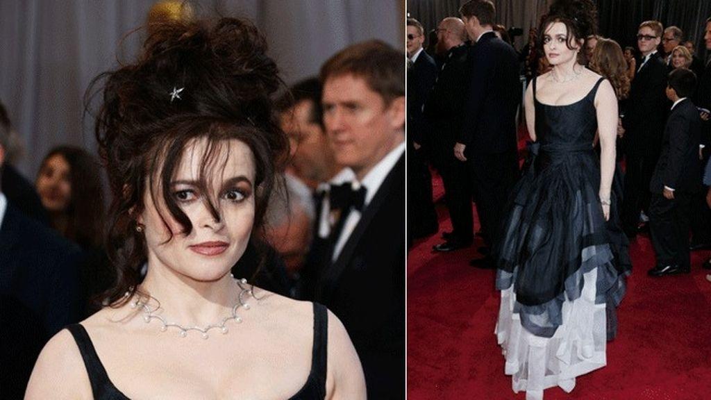 Helena Bonham Carter imposible de Vivienne Westwood