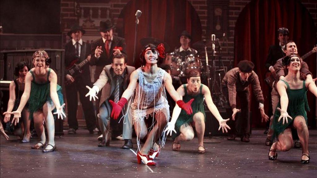 Imagen del musical Blancanieves Boulevard. EFE/Archivo