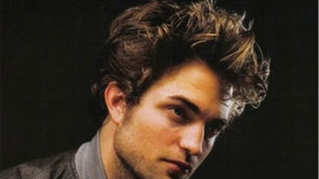 Imagen del actor Robert Pattinson.