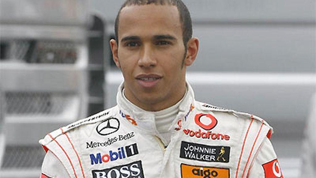 Lewis Hamilton. FOTO: Archivo.