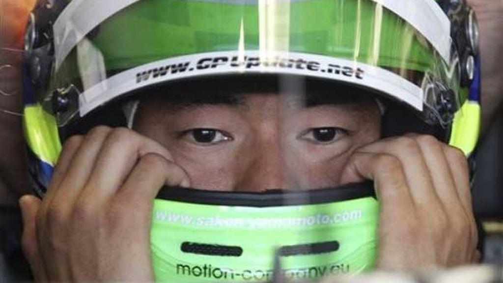 Sakon Yamamoto vuelve a la Fórmula 1