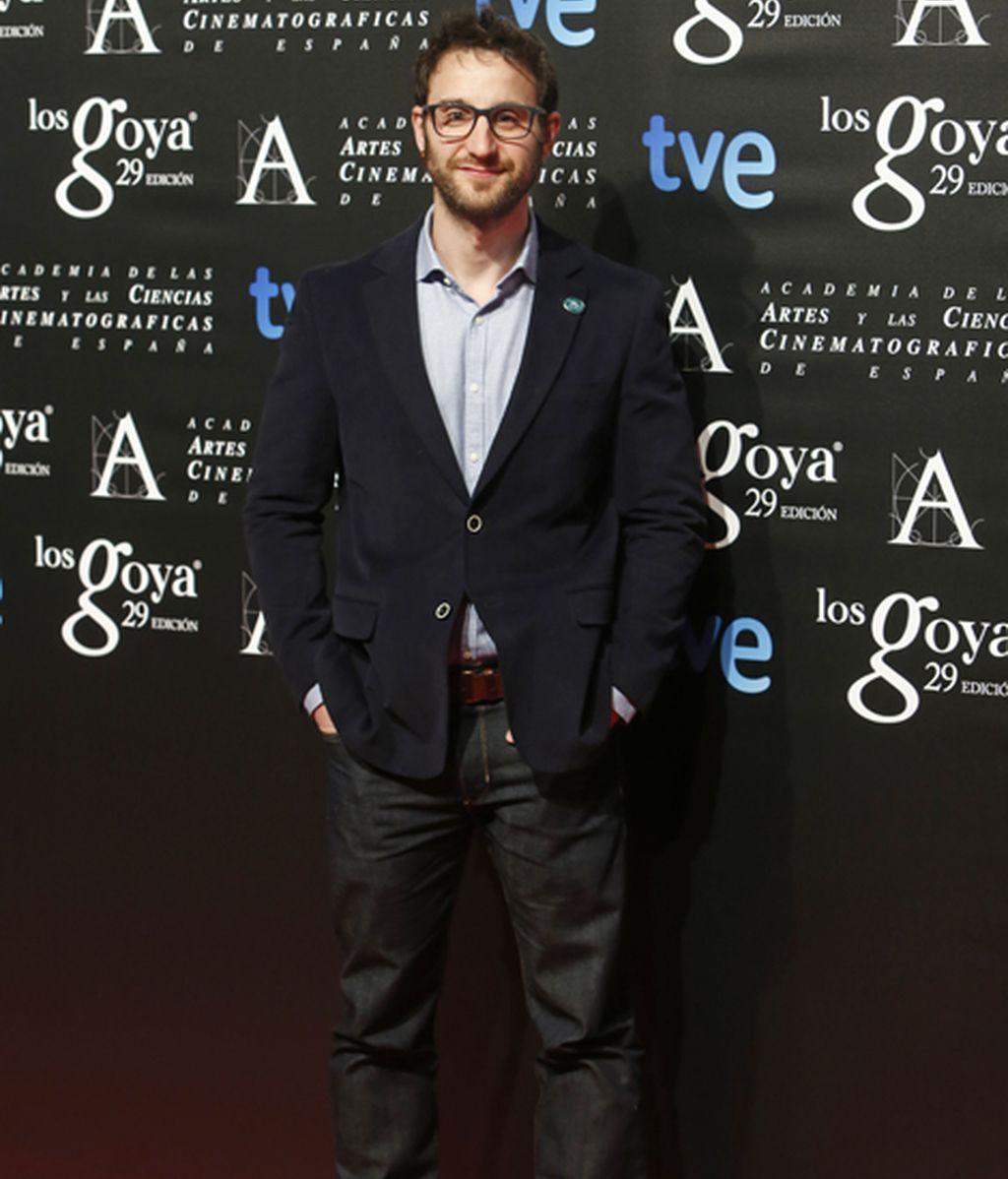 Pasarela de los nominados a los Goya 2015