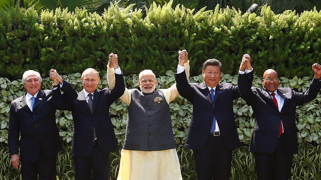 Cumbre de los BRICS en Goa