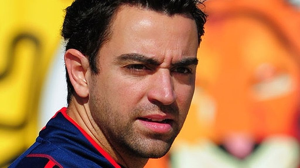 Xavi Hernández, otro bajito 'made in Spain' (1'70 m)