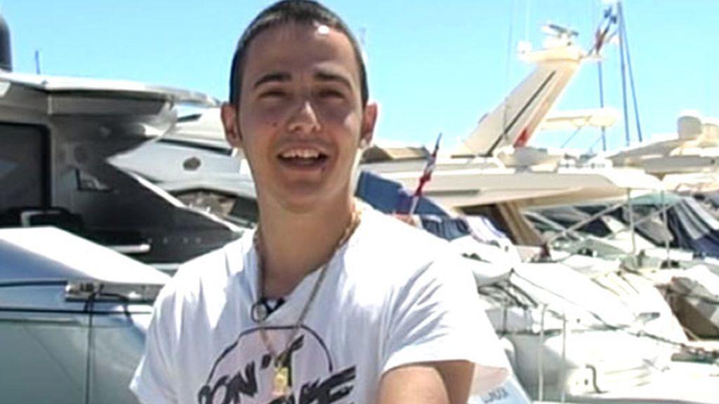 Primer viaje: Fin de semana en Ibiza