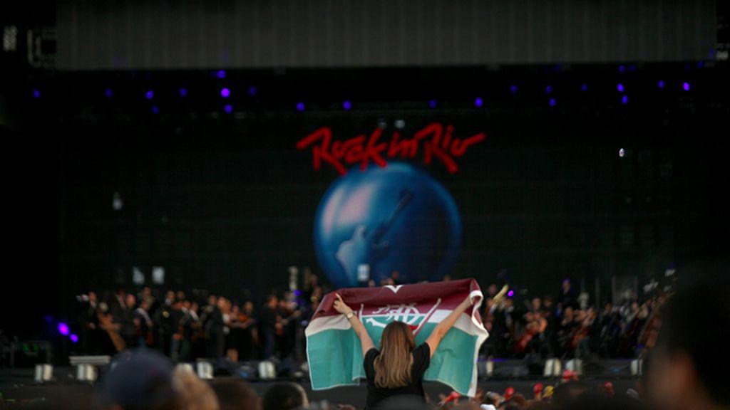 Arranca la edición brasileña de Rock in Río