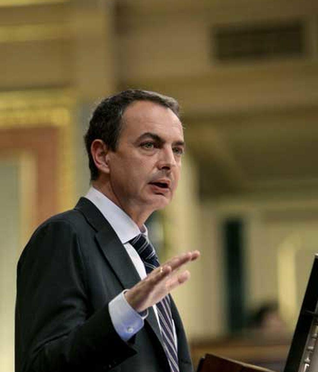 Zapatero pide apoyos contra ETA