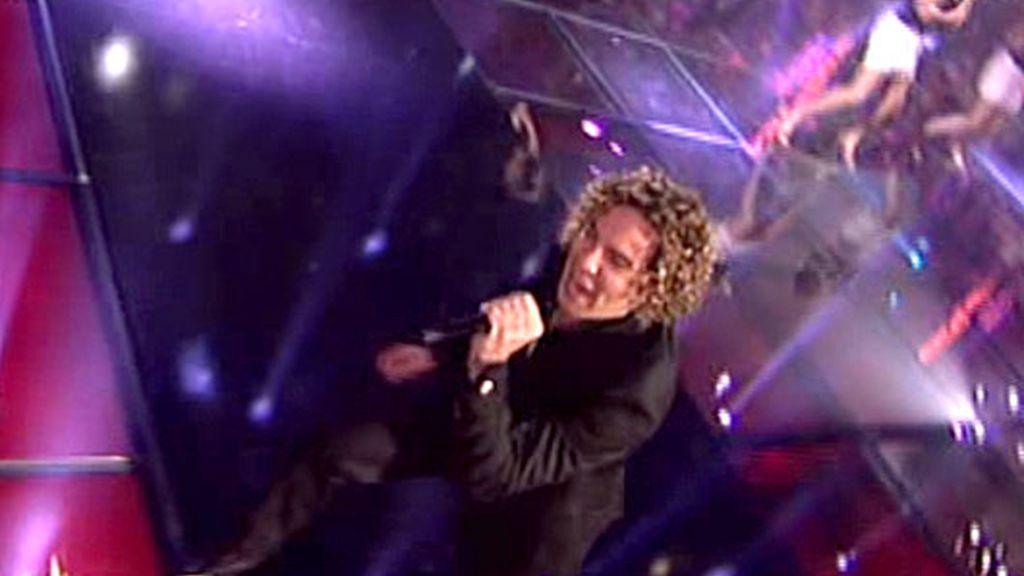Bisbal en '¡Más Que Baile!'