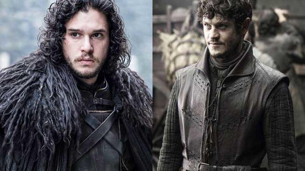 ¿Jon Snow o Ramsay Bolton? Recrea en Halooween la Batalla de los Bastardos