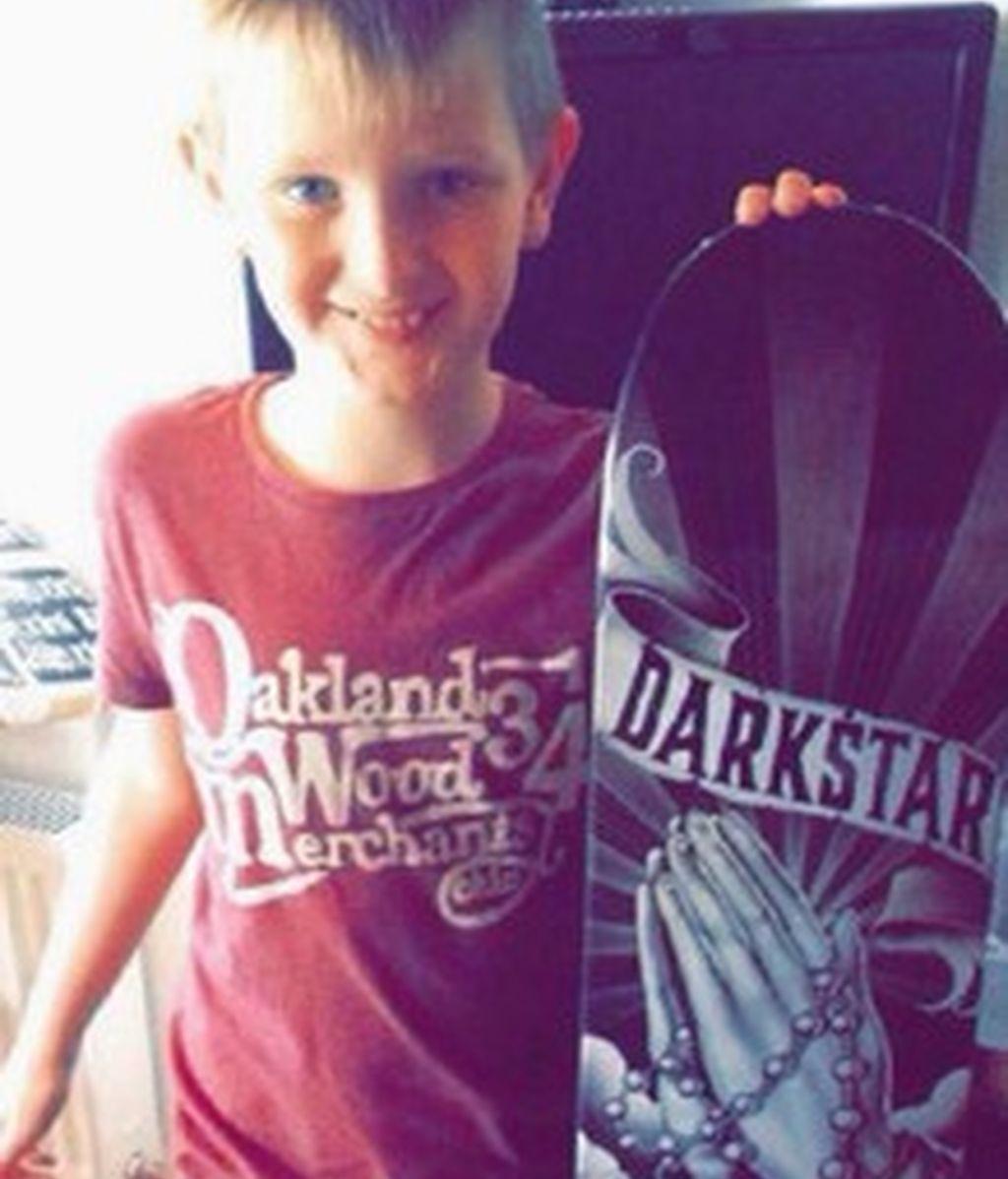 Se culpa de la muerte de su hijo atropellado mientras hacía 'skate'