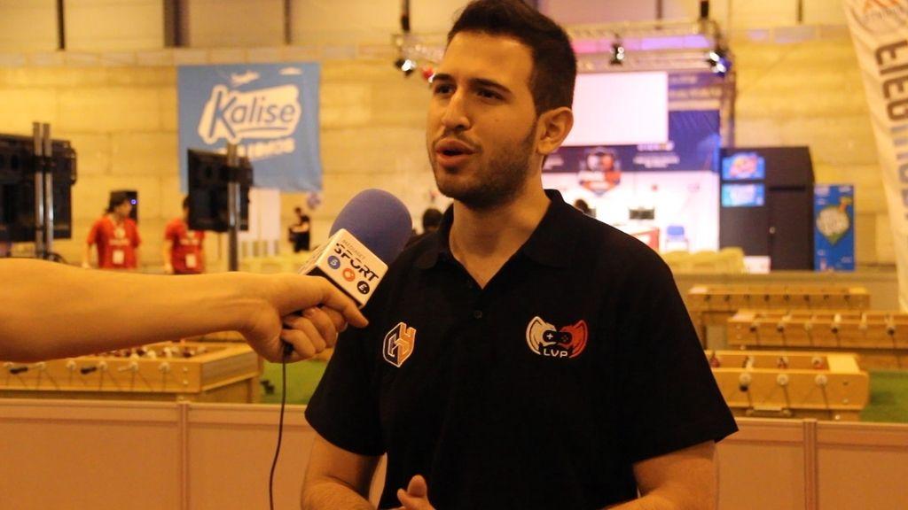 Ulises Prieto, comentarista, caster, LVP