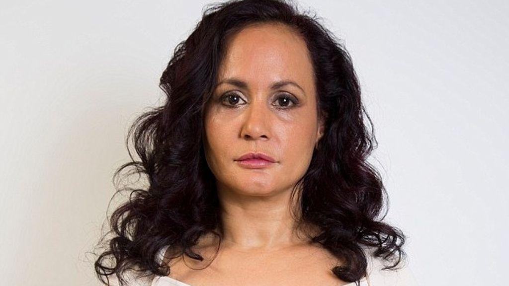 La mujer que lleva 40 años sin sonreír para no tener arrugas