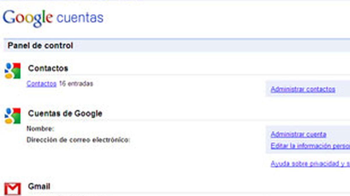 Portada de la nueva herramienta de Google.