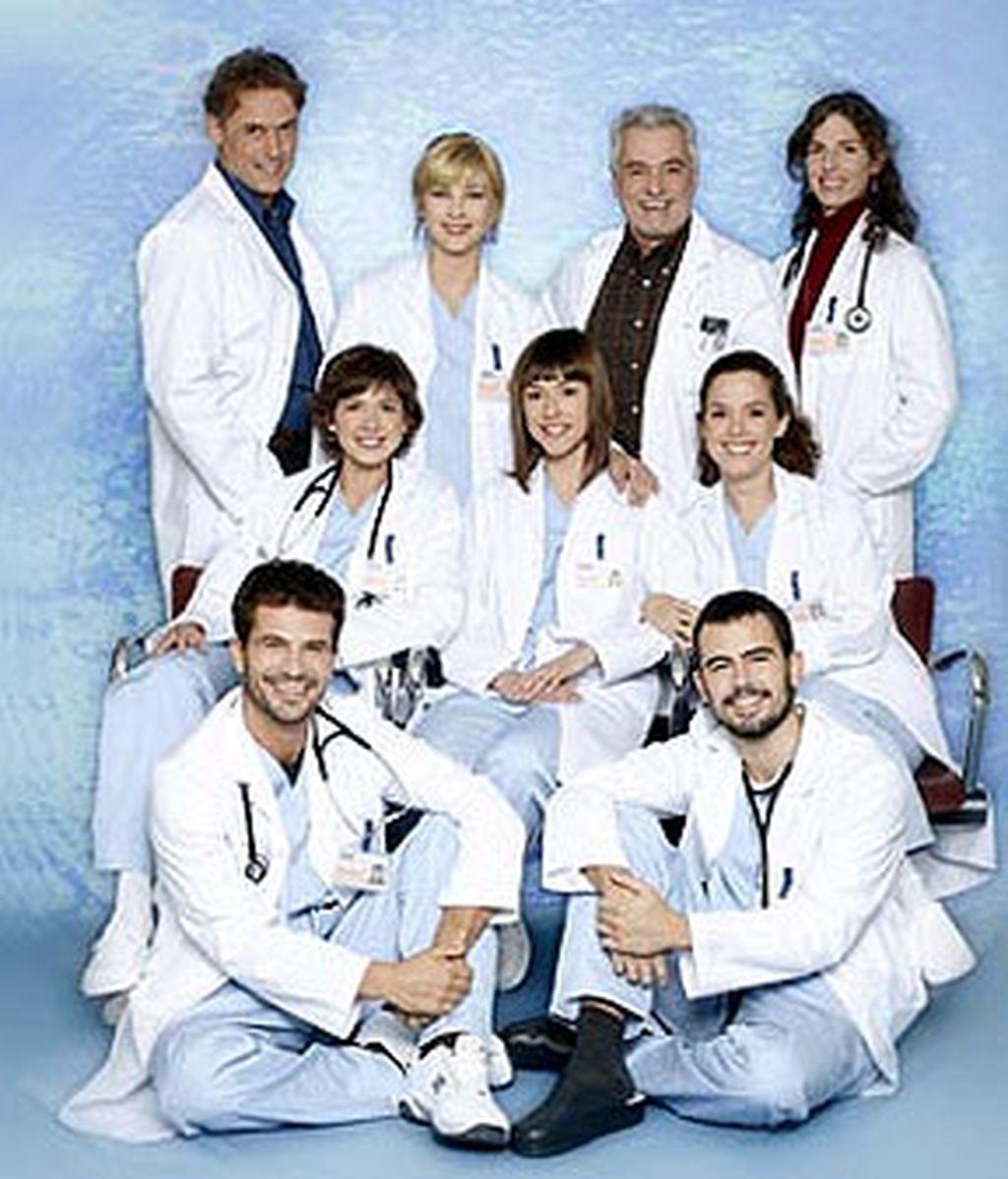 El equipo de MIR en la primera temporada